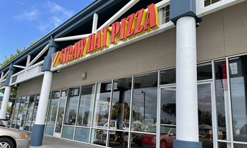 New Straw Hat Pizza To Be Located in San Lorenzo, CA