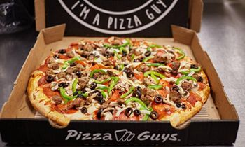 Pizza Guys Opens Newest Location in Atwater