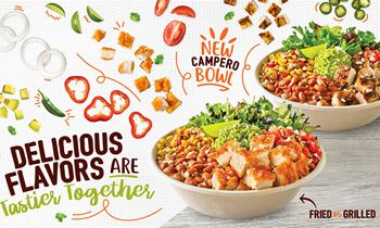 Pollo Campero Brings Delicious Flavors Together In The New Campero Bowl