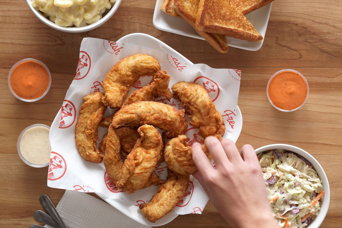 Slim Chickens Gears Up for First Alabama Opening in Tuscaloosa on August 2nd