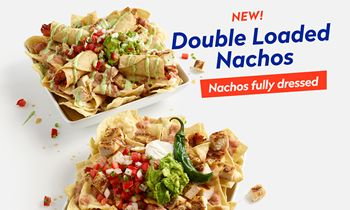 El Pollo Loco Denounces Indecency of 'Naked' Chips with New Double Loaded Nachos