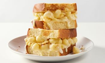 Panera Debuts Grilled Mac & Cheese Sandwich – Two Panera Favorites Come Together for the Ultimate Fall Menu Collab