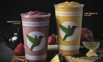 Robeks Introduces New Tea-Based Smoothies with the Warm, Rich Flavors of Fall