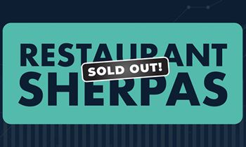The Teriyaki Madness' Restaurant Sherpa Management Program is Officially Sold Out (But We'll BRB!)