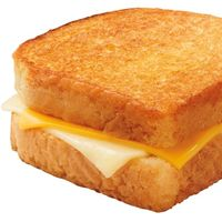 Dunkin' Donuts Introduces Texas Toast Grilled Cheese Sandwich