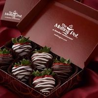 The Melting Pot Introduces Chocolate-Covered Strawberries for Holiday Gift Giving
