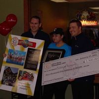 Houston Area Pizza Artisan Wins Second Annual CiCi's Pizza Throwdown