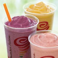 Jamba Encourages Consumers to Live Fruitfully with New Fit 'n Fruitful Smoothies