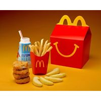 McDonald's Introduces a New Automatic Offering of Fruit in Every Happy Meal