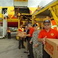 Pizzas 4 Patriots Teams With DHL and UNO to Deliver a Slice of Home to U.S. Troops for Super Bowl Sunday