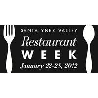 Santa Ynez Valley Restaurant Week is January 22-28, 2012