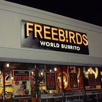 FREEBIRDS World Burrito Opens Two New Locations in Houston, Texas