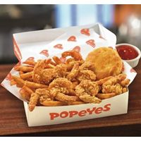 Popeyes Serves Up Real Seafood with Real Louisiana Inspired Flavor
