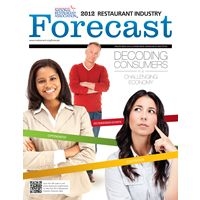 Restaurant Industry Set to Outpace National Job Growth, Reach Record Sales in 2012