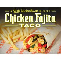 Whataburger Debuts Chicken Fajita Taco