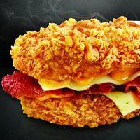 KFC Canada Heats Up Double Down