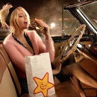 Carl's Jr. and Hardee's Hit Pop-Culture Jackpot with Kate Upton Ad Campaign for Southwest Patty Melt