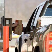 Drive-Thru Windows Still Put the Fast in Fast Food Restaurants