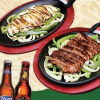 New Fajitas Tempt Taste Buds at Beef 'O' Brady's