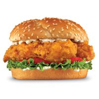 Hardee's Introduces Three New Hand-Breaded Chicken Tender Sandwiches