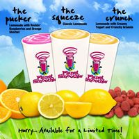 Planet Smoothie Launches Lemonade Days of Summer