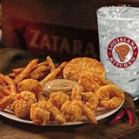 Popeyes Launches New Zatarain's Butterfly Shrimp This July