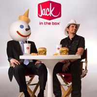 Brad Paisley Pops Up in Jack in the Box Ad for All-American Jack Combo