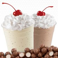 Jack in the Box Goes Retro with New Malted Crunch Shakes