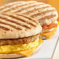 Tim Hortons Cafe & Bake Shop Grilling Perfection in the AM with New Breakfast Paninis