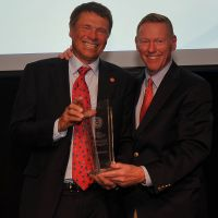 """Yum! Brands Chairman and CEO David Novak Receives """"2012 CEO of the Year"""" Honor from Chief Executive Magazine"""