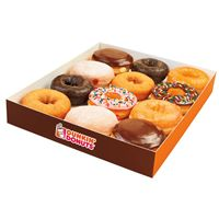 Dunkin' Donuts Expands On-campus Presence by Opening New Restaurants at 10 Universities Throughout the Country