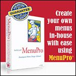 SoftCafe releases free MenuPro Menu App for Facebook