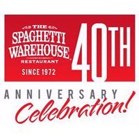 Spaghetti Warehouse Restaurants 40th Anniversary Website Using Interactive Technology to Engage, Entertain Guests