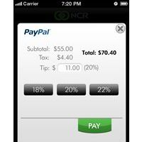 NCR and PayPal Working Together to Make Everyday Easier for Consumers When Dining Out and Shopping