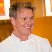 Gordon Ramsay on how he keeps it real
