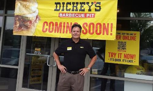 Army Engineer and Brisket Lover Opens Dickey's Barbecue Pit in Hometown
