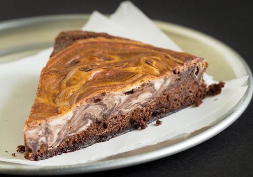 Let Them Eat Cheesecake! Pie Five Pizza Celebrates Summer's End with New Cheesecake Brownie