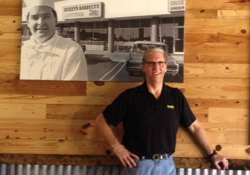 Restaurant Leader Takes on Barbecue with New Dickey's Barbecue Pit in Fletcher