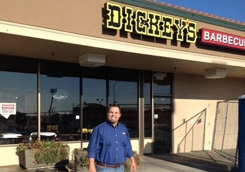 Texan Brings a Piece of the Lone Star State to Tri-Cities with Dickey's Barbecue Pit