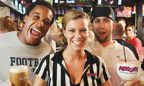 Arooga's Grille House & Sports Bar Welcomes Football Season with Beer and Wing Specials