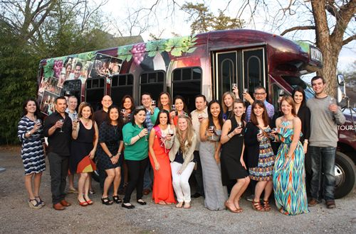 Grapevine Wine Tours Guests Vote Homestead Tops