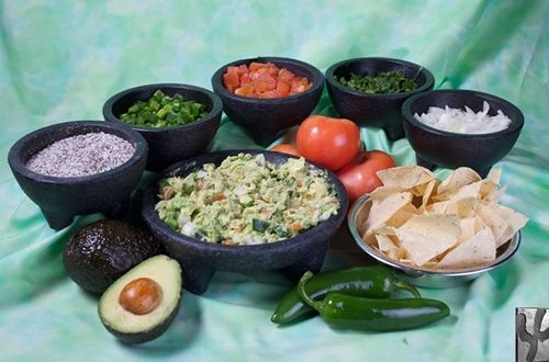 Iron Cactus Celebrates National Guacamole Day by Giving Away One Free Tableside Guacamole per Table on September 16th