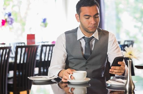 Majority Of Negative Restaurant Tweets Made While Customers Still At Restaurant