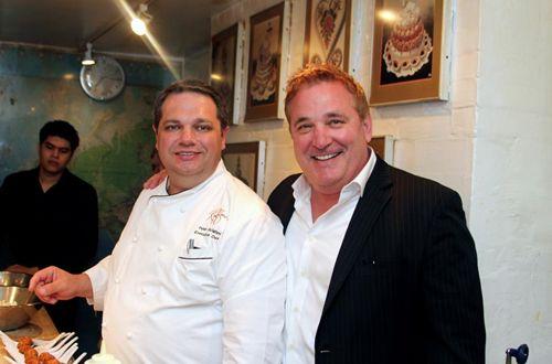 Ruffino's Chef to Showcase Innovative 'Louisiana Creole Meets Italian' Cuisine at James Beard House