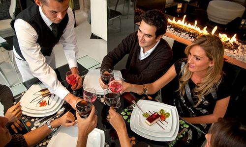 Top 100 Fit for Foodies Restaurants