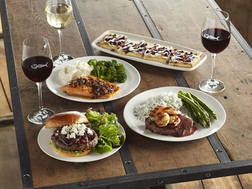 Wine Enthusiasts Cheer as Fall Crush Menu Debuts at Bonefish Grill