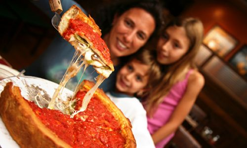 Restaurant Chain Growth Report 10/14/14
