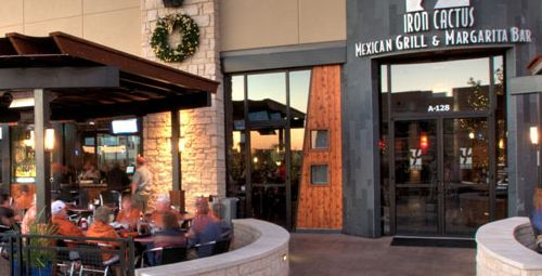 Iron Cactus Thanks Retail Workers with Free Lunch on Black Friday at North Austin and Hill Country Galleria Locations