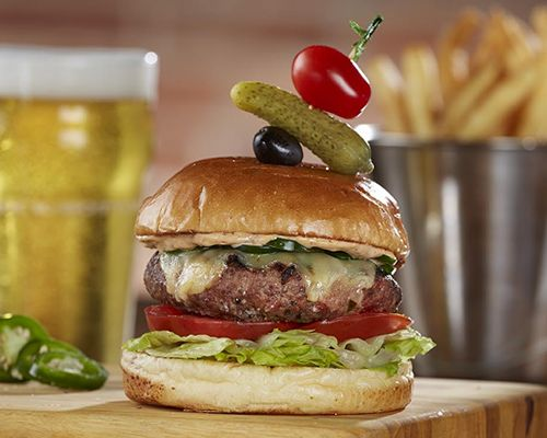 Rock Bottom Brewery & Restaurant Introduces Signature Burger Options With New #RBurgerLove Menu