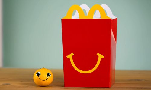 McDonald's Introduces Fresh, Whole Fruit Option in Happy Meals